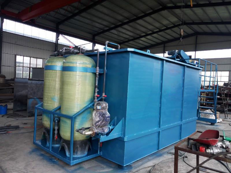 尾矿污水处理设备